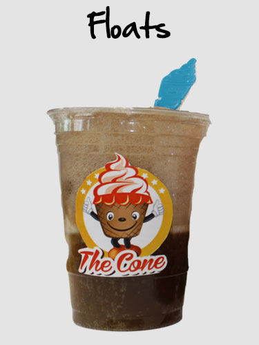 The Cone's floats