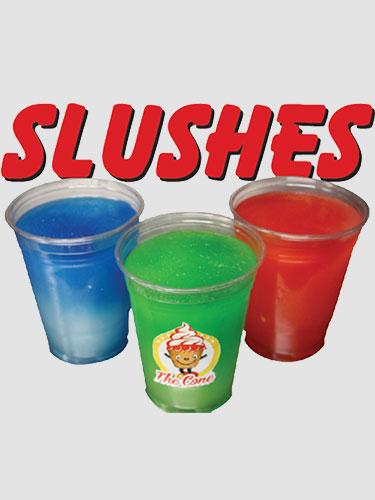 The Cone's Slushes