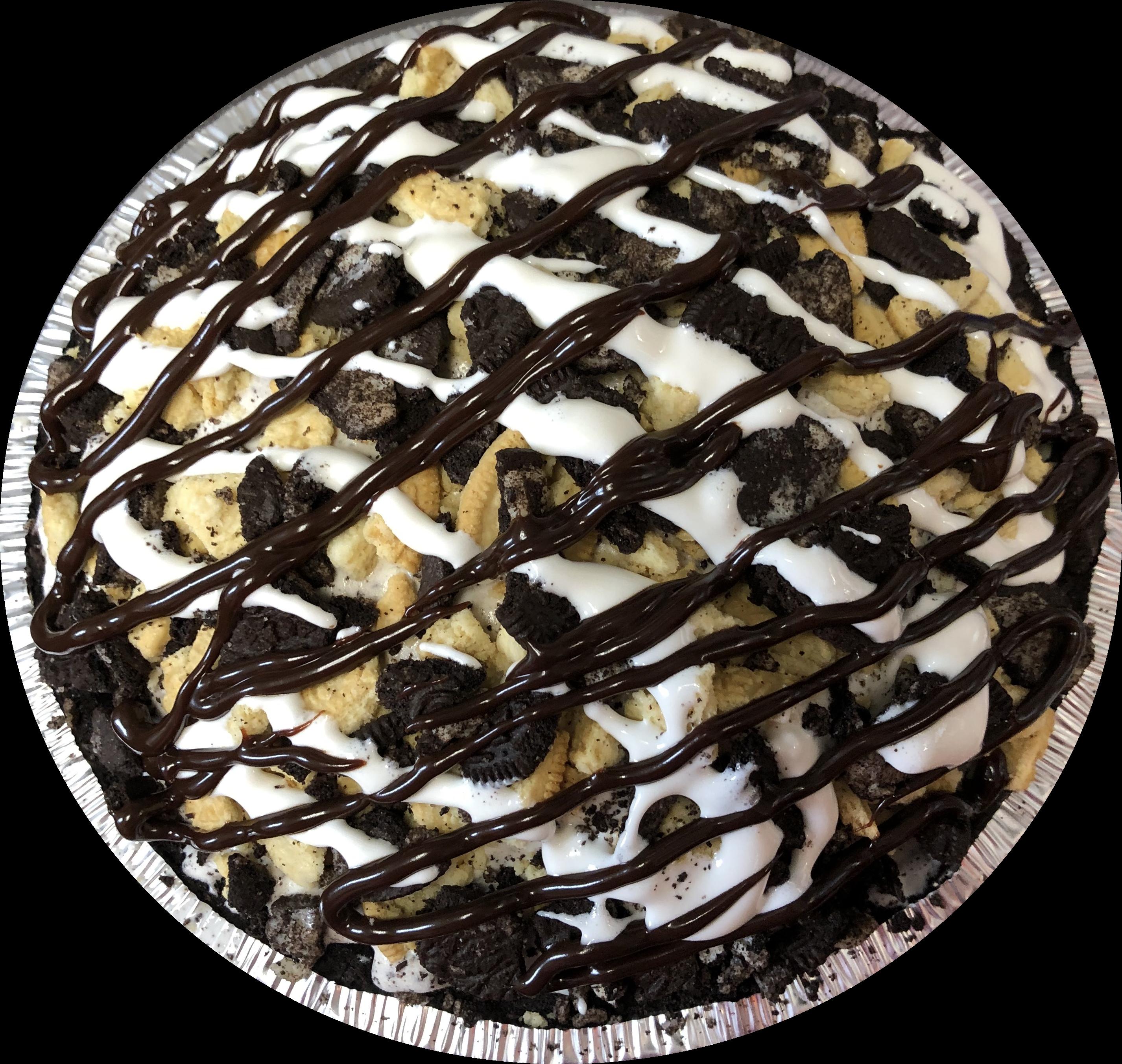 Oreo Explosion Pie
