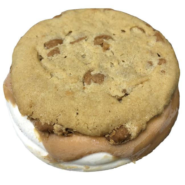 The Cone's Peanut Butter Cookie